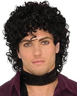 Rock Royalty Adult Wig (Black)