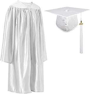 Shiny Kindergarten Graduation Cap and Gown Tassel Set with 2019 Year Charm