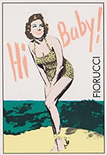 Fiorucci Sticker Card 189