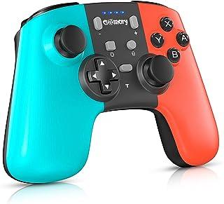 comprar comparacion Gamory Mando para Nintendo Switch,Mando Pro Controller Mando pc Inalambrico,Bluetooth Inalámbricos pro Nintendo Switch Gam...