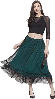 Martini Net Frills Skirt
