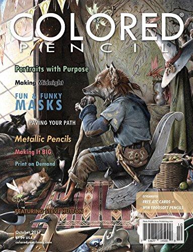 COLORED PENCIL Magazine - October 2017