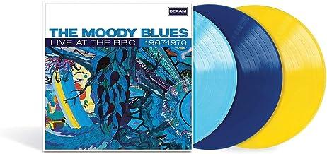 Live At The Bbc 1967-1970 (3Lp/Light Blue/Dark Blue/Yellow Vinyl/180G)