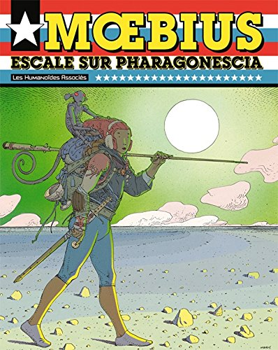 Escale sur pharagonescia - USA
