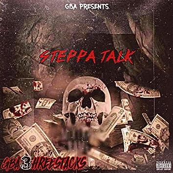 Steppa Talk