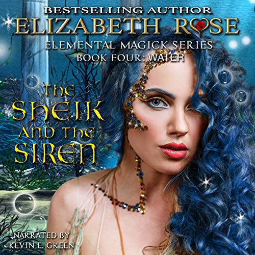 Couverture de The Sheik and the Siren