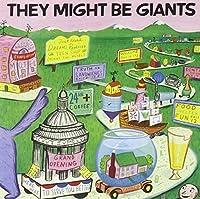 They Might Be Giants by They Might Be Giants (2013-07-16)