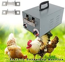 chicken debeaking equipment