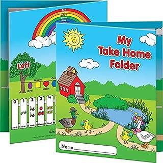 Really Good Stuff 158174 MyTake Home Folders