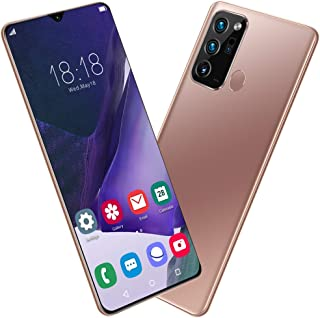 Unlocked Smartphones, Dual Sim Phones Unlocked, Fingerprint Face Detection,5G Android Cell phone6.6 in,5000 mAh,1 440 * 30...