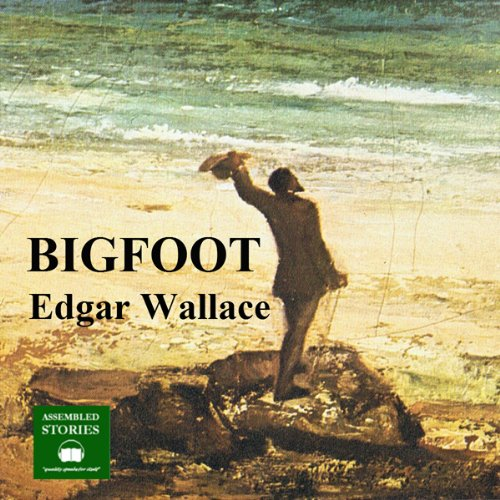 Bigfoot cover art