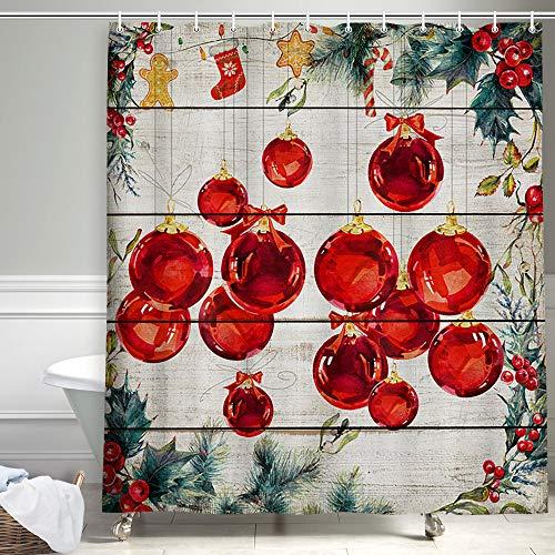 El Mejor Listado de Anillos con bolas para cortinas de ducha para comprar online. 12