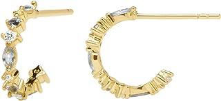 Orecchini PD PAOLA AR01-219-U Argento 925 placcatura Oro collezione Atelier Ombre