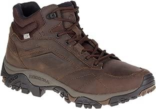 Merrell Men's Moab Adventure Mid Waterproof Hiking Boot