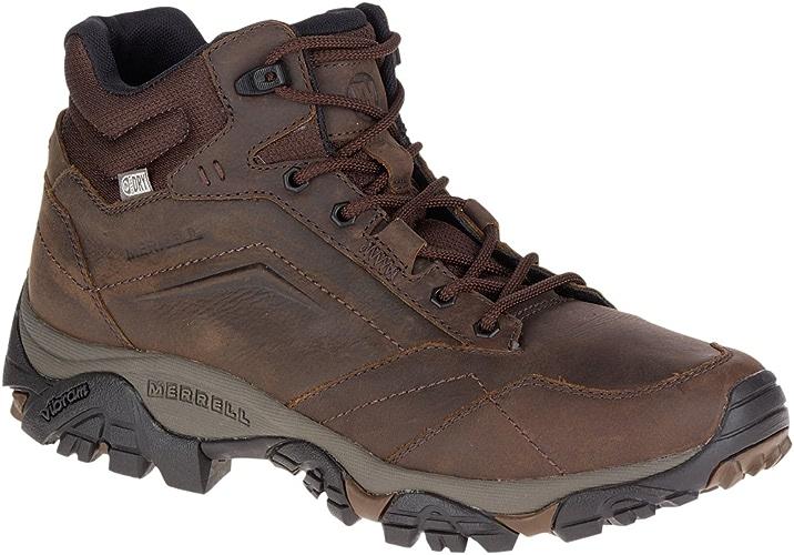 Merrell Moab Adventure Mid Waterproof, Chaussures de Randonnée Hautes Homme