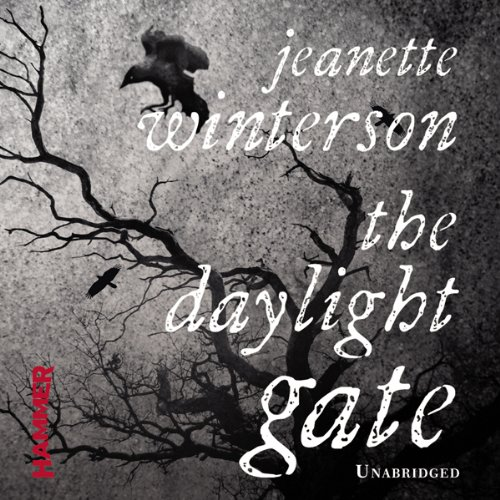 The Daylight Gate audiobook cover art