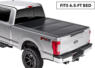 UnderCover Flex Hard Folding Truck Bed Tonneau Cover | FX21021 | fits 2017-2019 Ford F-250/ F-350 Superduty 6.8ft Short Bed Std/Ext/Crew