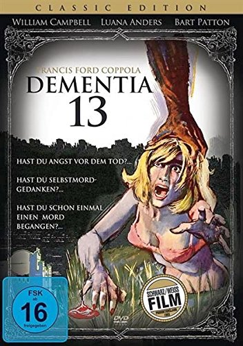 Francis Ford Coppola: Dementia 13 (DVD)