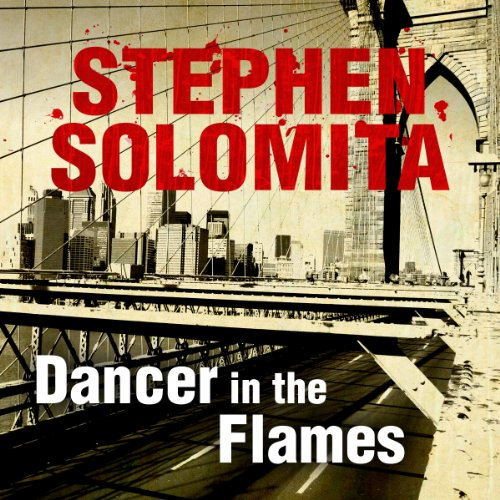 Dancer in the Flames audiobook cover art