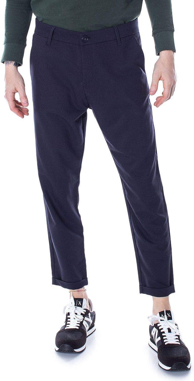 IMPERIAL Men's PWB0RFFblueeE blueee Polyester Pants