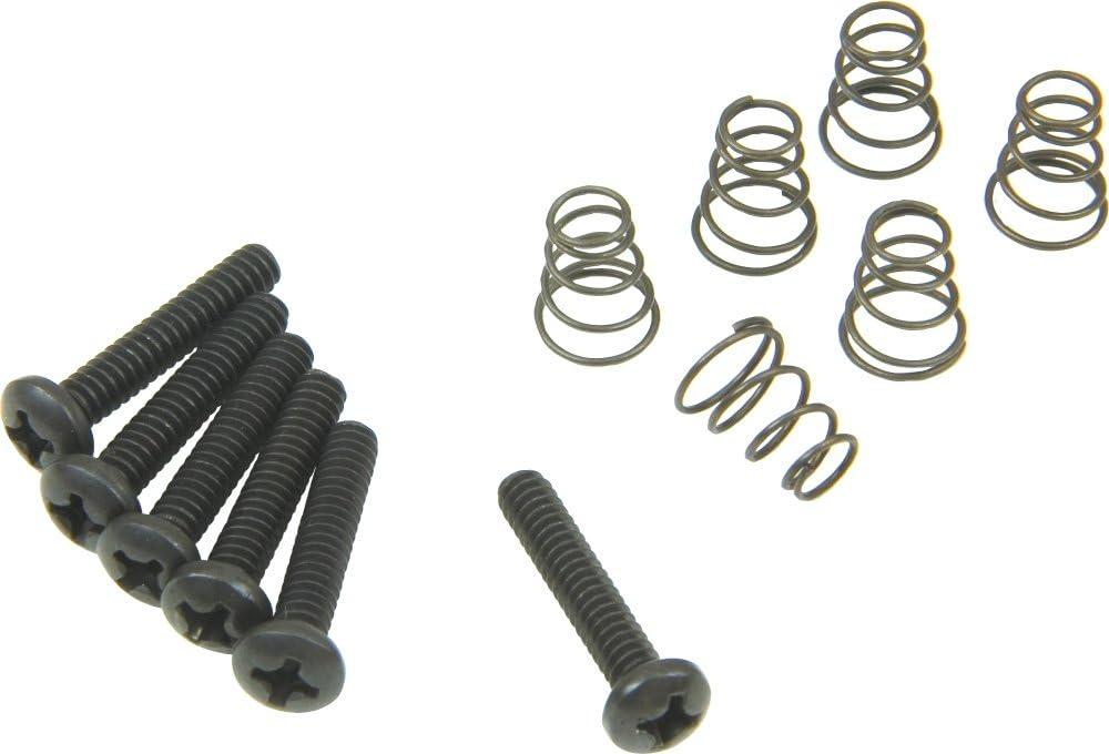 Over item handling ☆ DiMarzio Single Coil Mounting Kit Hardware Black Overseas parallel import regular item