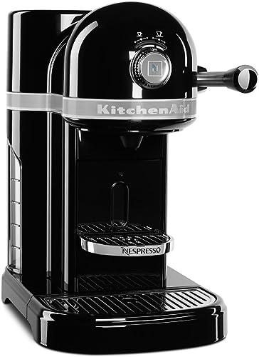 popular KitchenAid KES0503OB Nespresso, high quality Onyx outlet online sale Black (Renewed) online