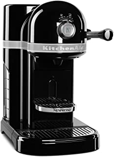 KitchenAid KES0503OB Nespresso, Onyx Black (Renewed)
