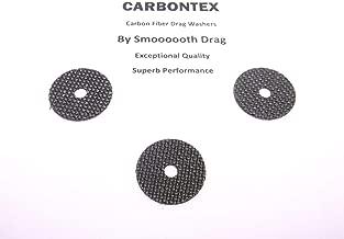 SHIMANO Reel Part Stradic 8000FI (3) Smooth Drag Carbontex Drag Washers #SDS79