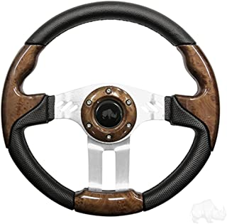 RHOX Aviator 5 Golf Cart Steering Wheel