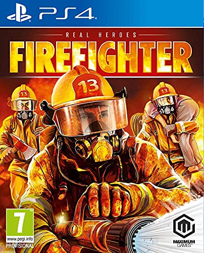 Real Heroes : Firefighter pour PS4