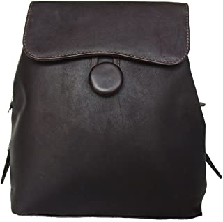 Best overstock leather backpack Reviews