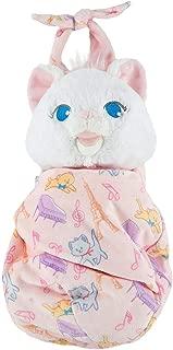 Disney Baby Marie Cat Kitten in a Pouch Blanket Plush Doll