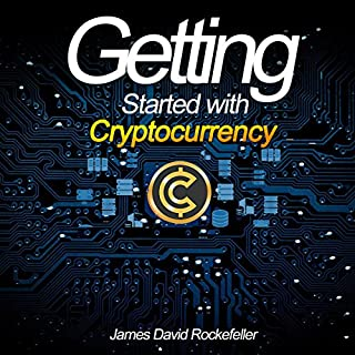 Getting Started with Cryptocurrency audiobook cover art