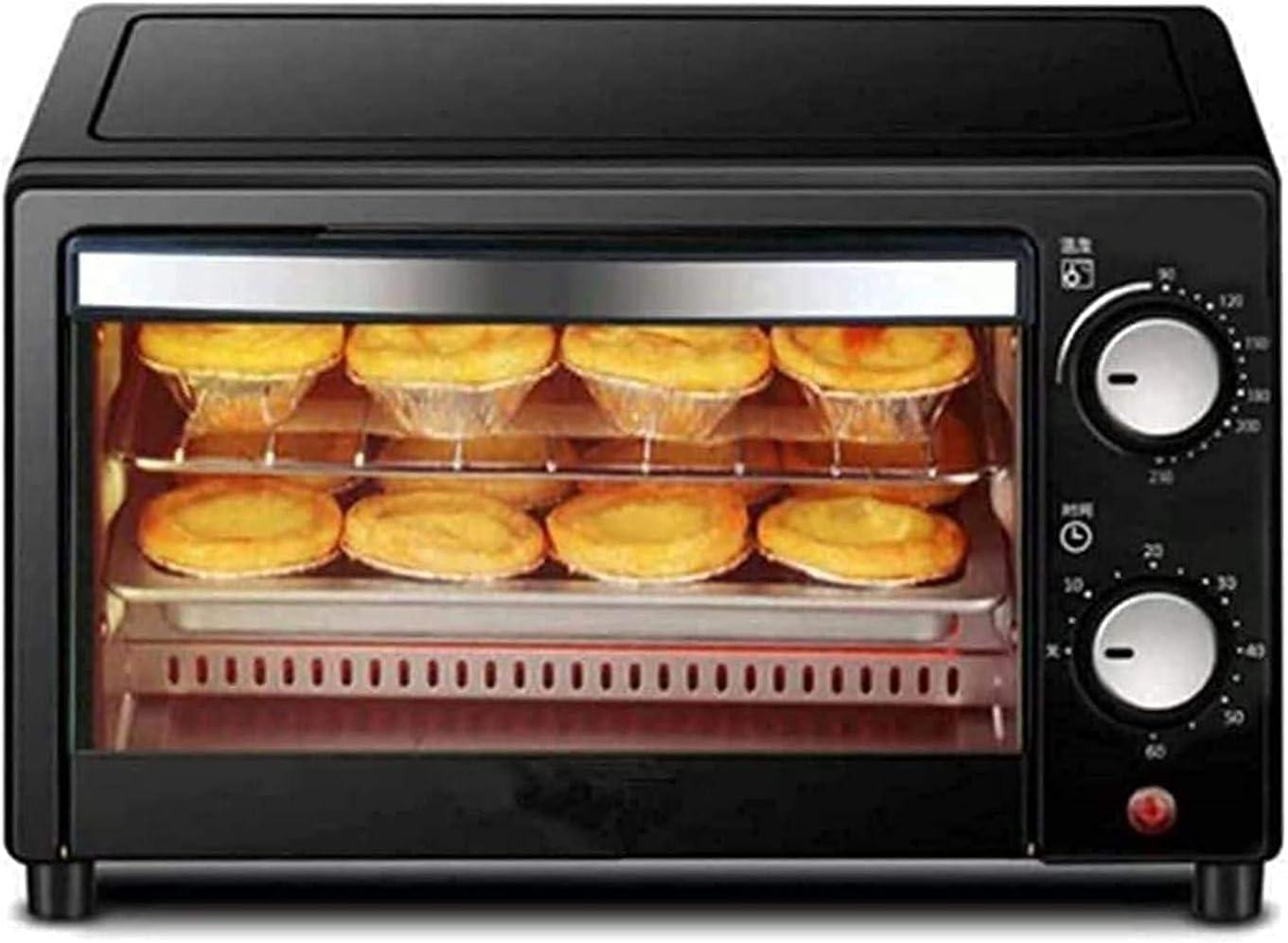 Regular store PAKUES-QO 2021 new Oven oven toaster pizza Mini Adjustabl 12l