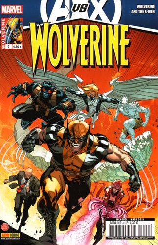 Wolverine, Tome 9 : Avengers VS X-Men 2012