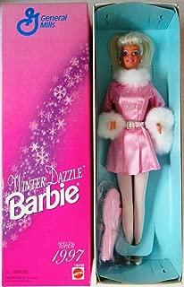 General Mills Barbie Winter Dazzle Barbie Doll (1997 [Toy]