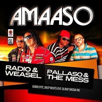Amaaso (feat. Pallaso & the Mess)