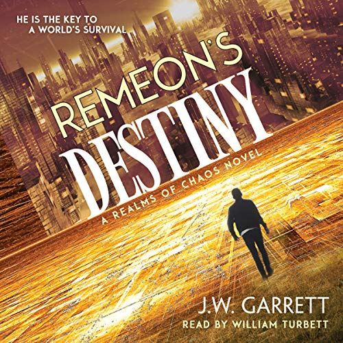 Remeon's Destiny audiobook cover art