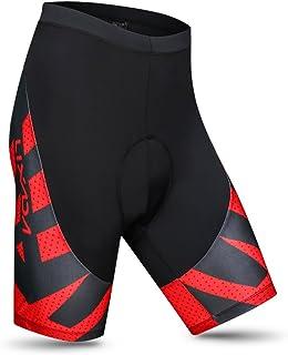 Odot Pantaloncini Palestra Coulisse Uomo Sportivi 2 in 1 Sport e Allenamento Fitness Tasca Interna Veloce Asciugatura Shorts,Vita Elastica Regolabile