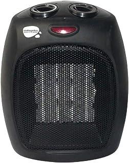 Vivahogar Calefactor Eléctrico Vertical Cerámico 1500W Potencia 1500W Selector de función. Termostato Dos temperaturas (750W-1500W)