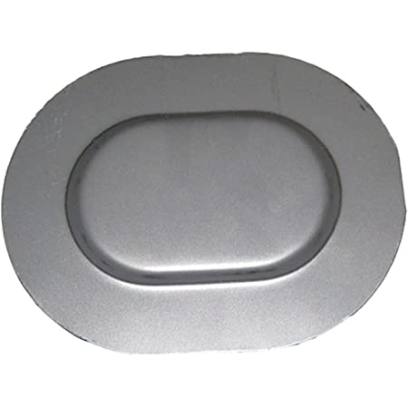 Floor And Trunk Pan Body Metal Oval Drain Plug Each