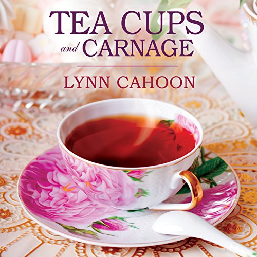 Teacups and Carnage audiobook cover art