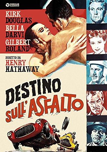 Destino Sull'Asfalto [Italia] [DVD]