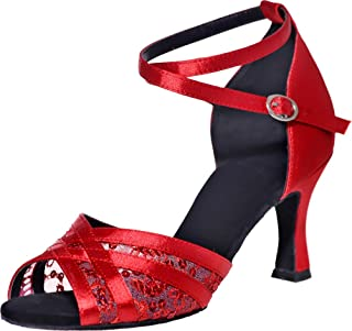 c9ea4d73f4 Amazon.com: Red Women's Dance & Ballet Shoes