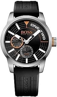 Hugo Boss Orange Silicone Mens Watch 1513305