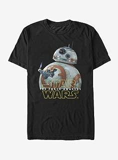 Star Wars Episode VII The Force Awakens BB-8 Lighter Thumbs Up T-Shirt
