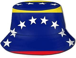 Venezuela Flag Men's and Womens Summer Fisherman Cap Original Fisherman Hat UV Protection Outdoor Hunting Hat.
