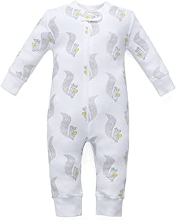990a2fd35 Amazon.com  12-18 mo. - Rompers   Footies   Rompers  Clothing
