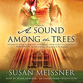 A Sound Among the Trees audiobook cover art