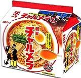 チャルメラ しょうゆ 5食パック 袋97g×5